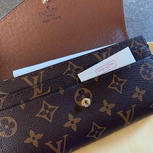 Sara Leather wallet